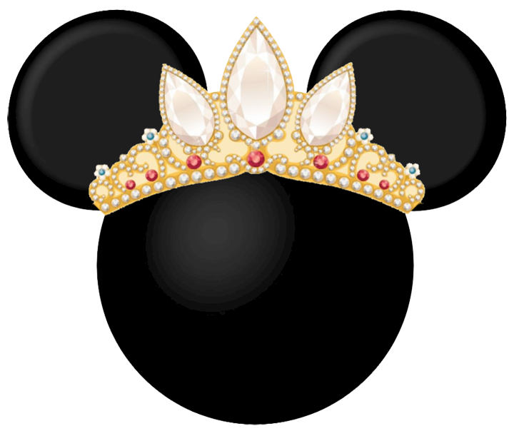 Rapcrownmickears Png 720 604 Disney Mouse Mickey Minnie Mouse Disney Frames