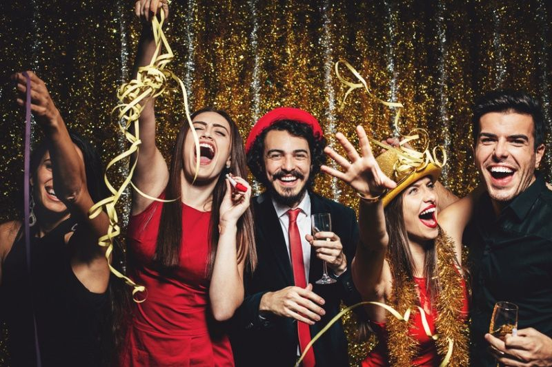 10 Cities in the U.S. for a Free New Year's Eve Party