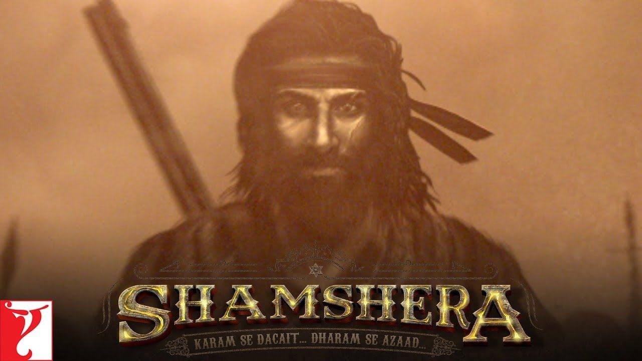 Ranbir Kapoor Upcoming Movie SHAMSHERA   Upcoming movies ...