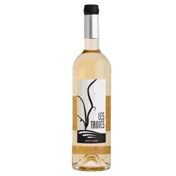 Este Vino Blanco Presenta Un Color Verde Claro De Aspecto