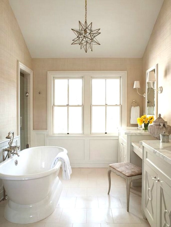 Beautiful Master Bathrooms Exterior before and after 80's interior, exterior remodel | bathroom