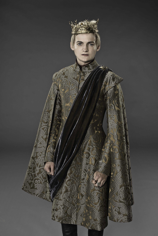 Jack Gleeson as Joffrey Baratheon | Joffrey baratheon ...