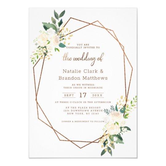 Farmhouse Fresh Rustic Country Terrarium Wedding Invitation Zazzle Co Uk In 2020 Terrarium Wedding Wedding Invitations Romantic Rustic Invitations