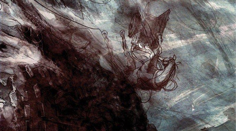 """Uma incómoda meditação sobre a guerra em """"O Poema Morre"""", álbum de David Soares e Sónia Oliveira editado pela Kingpin Books"""