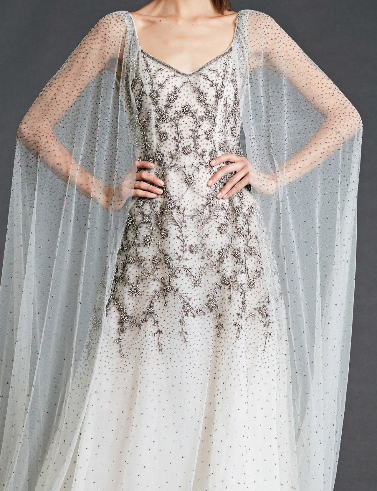 If Sansa Had Married Willas Dennis Basso White Gowns Pinterest