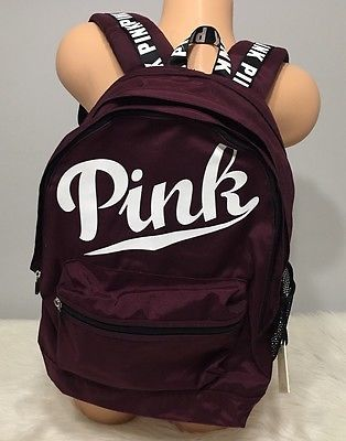 Laptop Backpack Pink
