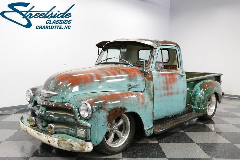 1954 Chevrolet 3100 Classic Chevy Trucks Classic Cars Trucks