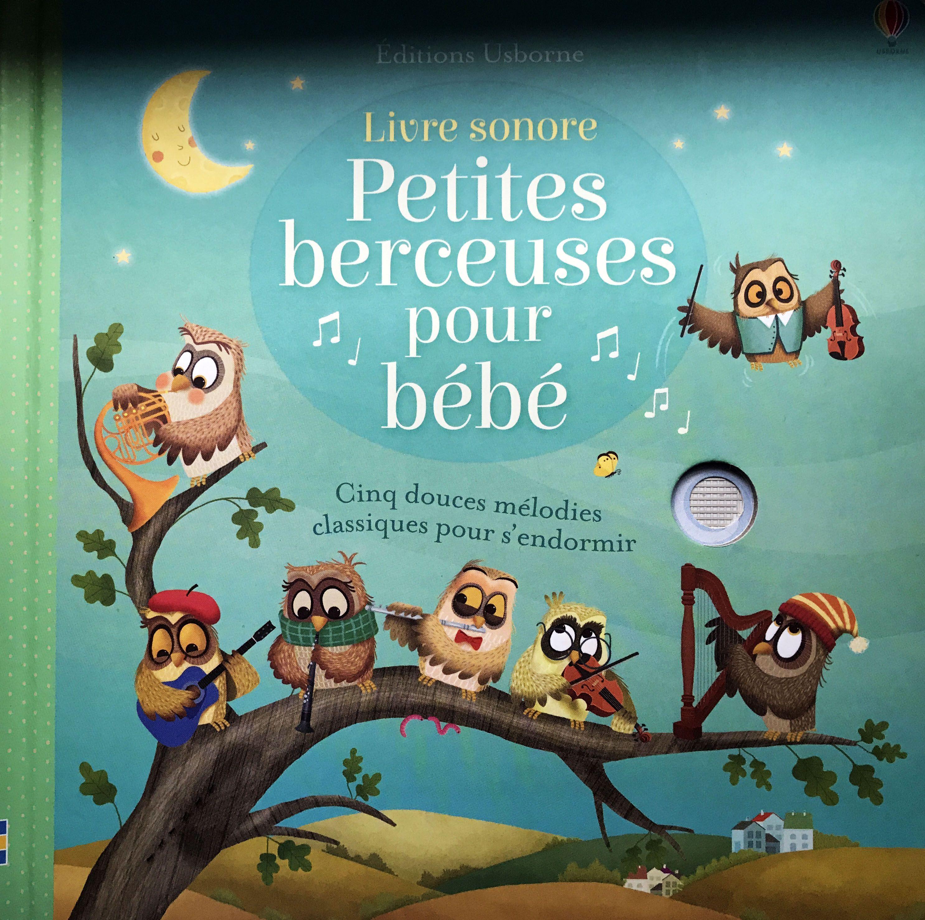 Un Livre Musical Pour Bebe Ideal Le Soir Avant De S
