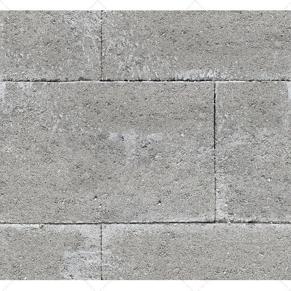 Tileable Concrete Blocks Texture Concrete Blocks Texture Architecture Background