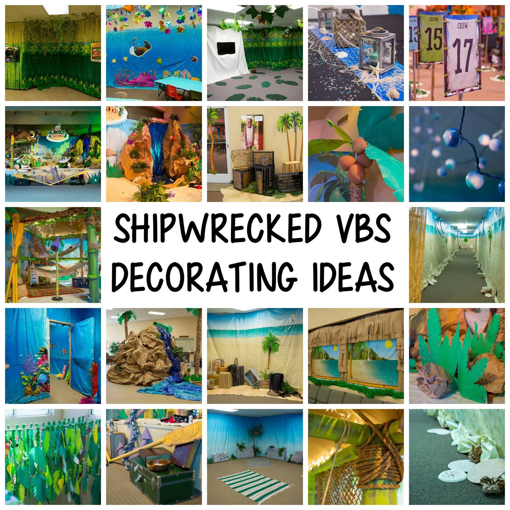Group Publishing Vbs 2018 Shipwrecked Vbs Themes Vbs