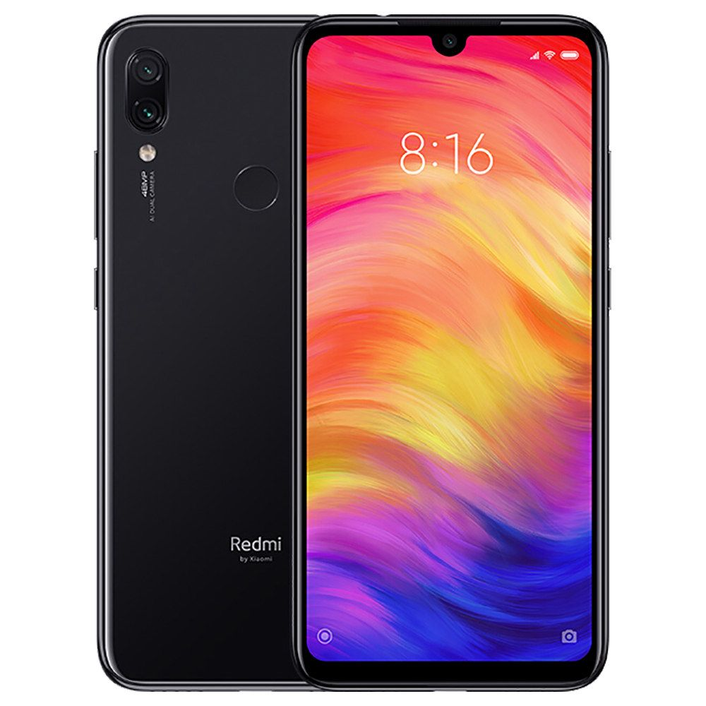 Xiaomi Redmi Note 7 6 3 Inch 4g Lte Smartphone Snapdragon 660 3gb 32gb 48 0mp 5 0mp Dual Ai Cameras Miui 9 Type C Quick Charge Ir Remote Xiaomi Note 7 Phablet