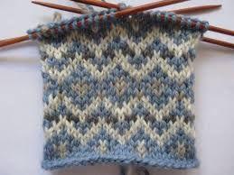 fair isle mittens pattern free - Google-haku