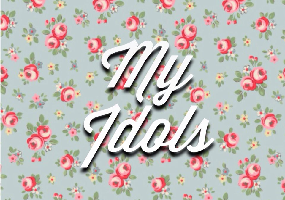'My Idols' Cover Photo