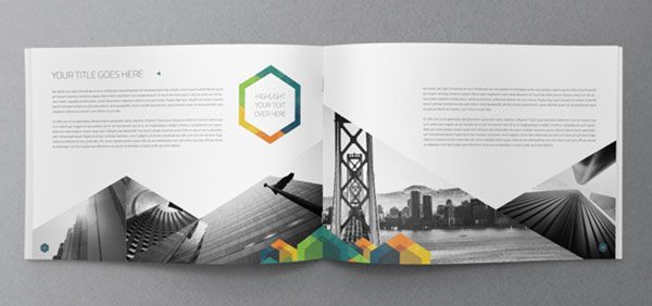 Really Beautiful Brochure Designs Templates For Inspiration - Brochures design templates