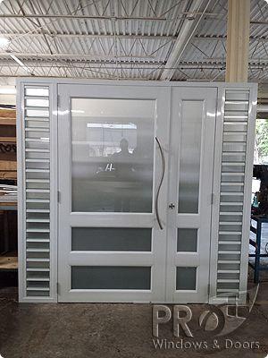 Fotos De Ventanas Y Puertas De Seguridad En Puerto Rico Pro Windows And Doors Puertas Puertas Ventanas Puertas De Vidrio