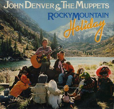 John Denver Coat Muppets Christmas.The Muppets And John Denver Rocky Mountain Holiday John