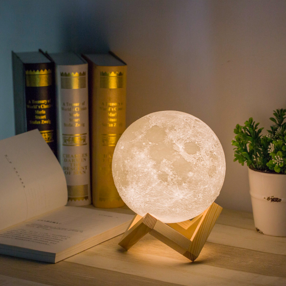 Home Moon Nightlight Moon Light Lamp Night Light
