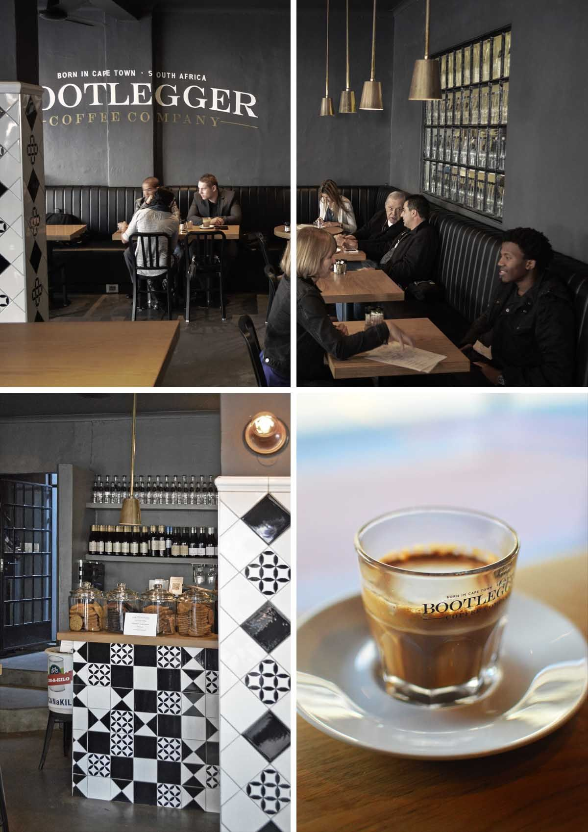 South Africa 5 coffee shops in Cape Town Coffee shops
