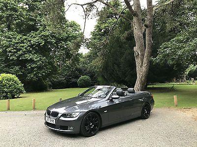 2008 BMW 325i 3.0 2 Door Convertible Grey (FINANCE