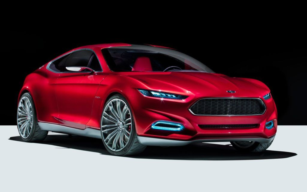 2019 Ford Evos Rumor and Release Date