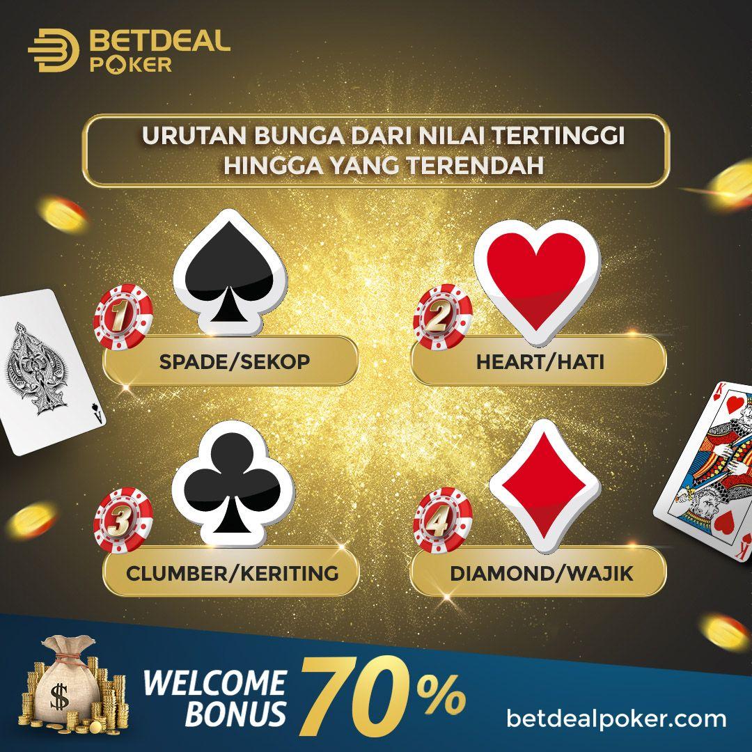 Betdeal Poker Tips Poker Bunga