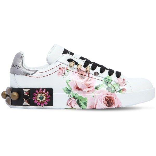 Dolce & Gabbana Women's Logo Embellished Sneaker MeUm6v