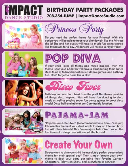 Dance Studio Parties For Kids Dance Parties Kids Dance Parties Kids Parties Birthday Dance Party Dance Studio Dance Party Kids Dance Studio Decor