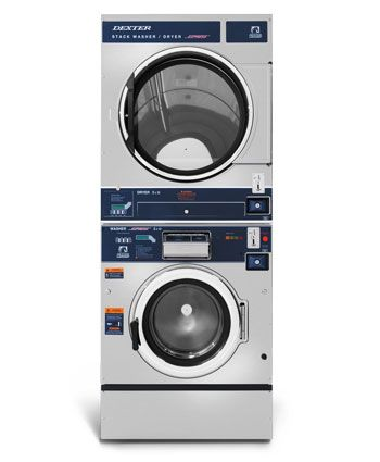 Vended Stack Washer Dryer Coin Laundry Laundry Appliances