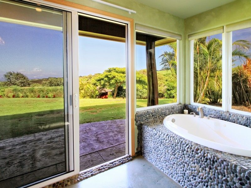 220 Ohaoha Pl, in Makawao, Maui is a super custom home. See more on this EXTRAordinary, unique home at www.islandsothebysrealty.com MLS #359209.