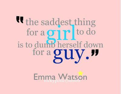 Emma Watson Quotes - Emma Watson - Fanpop gosh i love her? Who ...