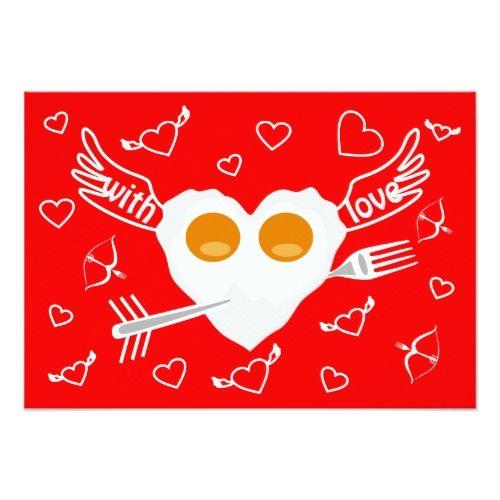 ValentineS Day Wedding Rsvp ValentineS Day Funny Heart Custom