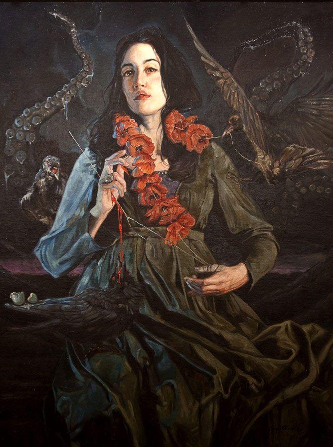 "By Gail Potocki   ""Through The Never"""