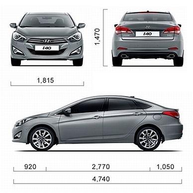 Hyundai I40 Kombi Wymiary Szukaj W Google Hyundai Suv Car Car