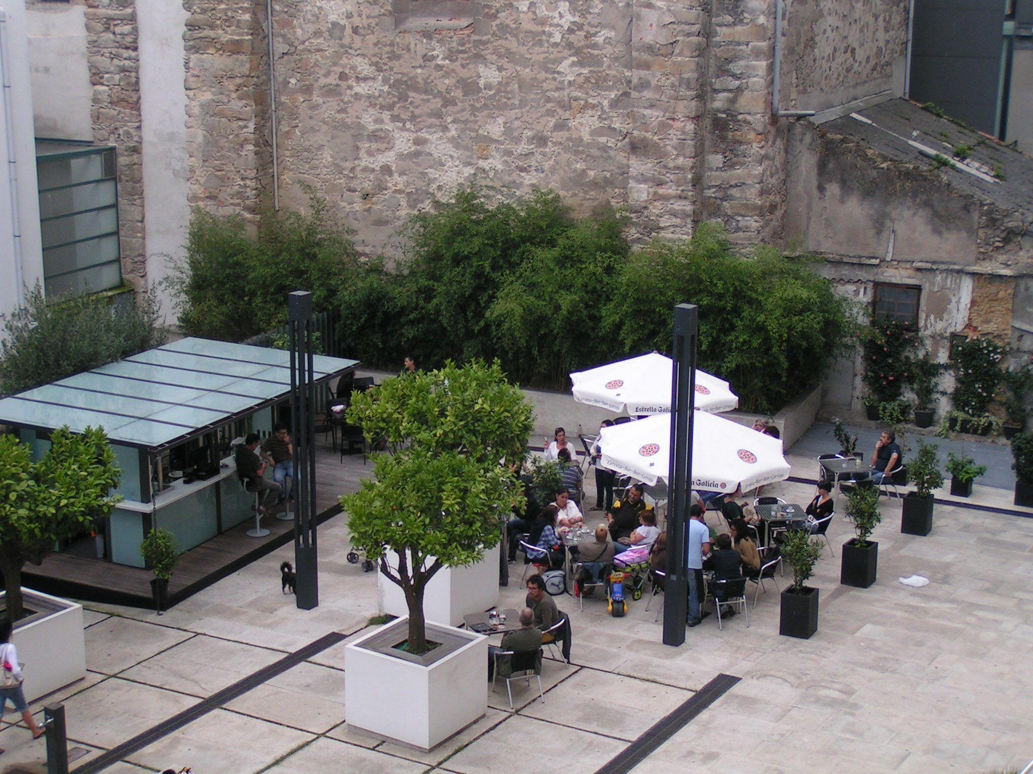 O\'Delito Café-Cocina. #Coruña Plaza-terraza-verano   #O\'DelitoCafé ...