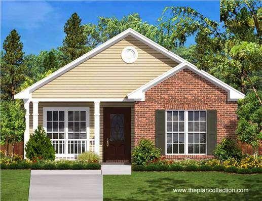 Fachadas De Casas Americanas Casas Americanas Planos De Casas Sencillas Fachada Casa Pequeña