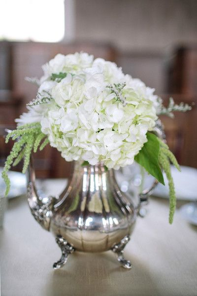Hydrangea Arrangements Bridal Bouquet Flowers Vintage Flower Arrangements Wedding Flower Photos