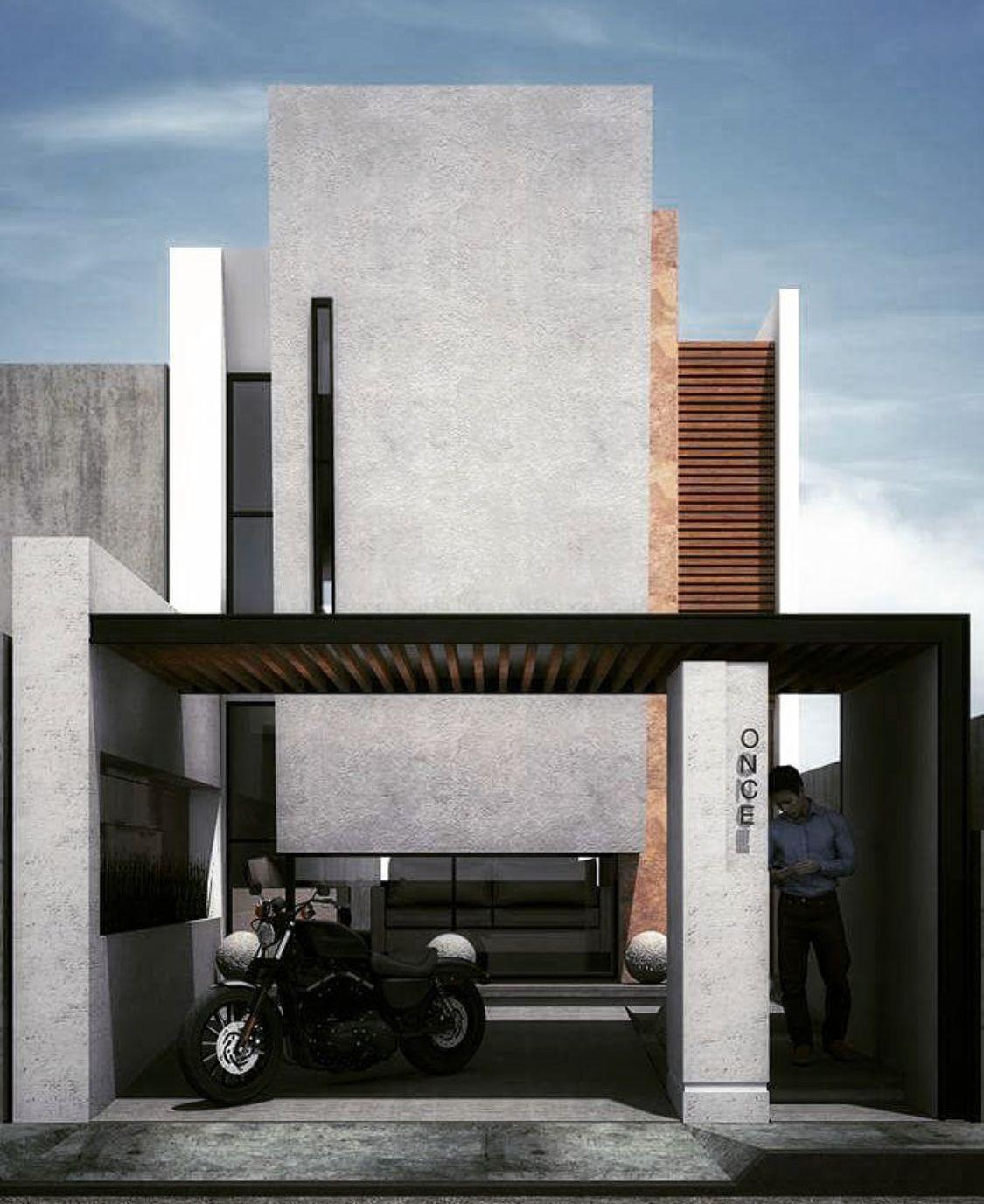 Pin De Niwaiemono En 車のガレージ Fachada Arquitectura Fachadas