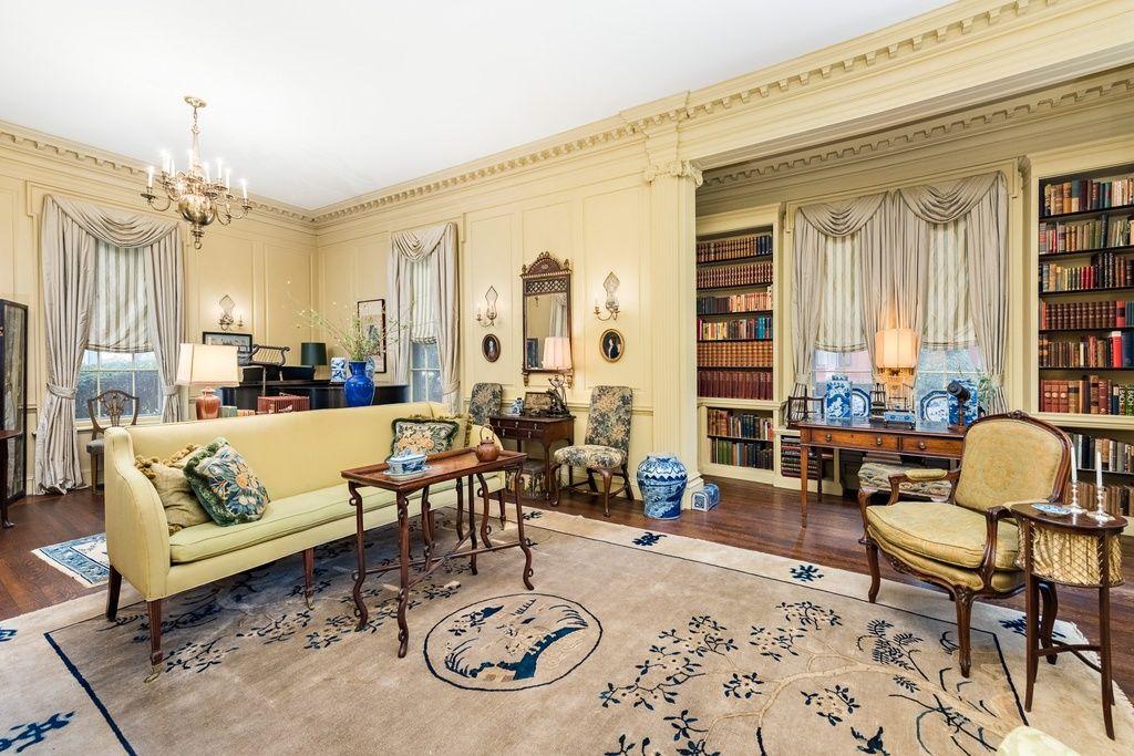 75 Prospect St Providence Ri 02906 Luxury Homes Home Formal Living Rooms