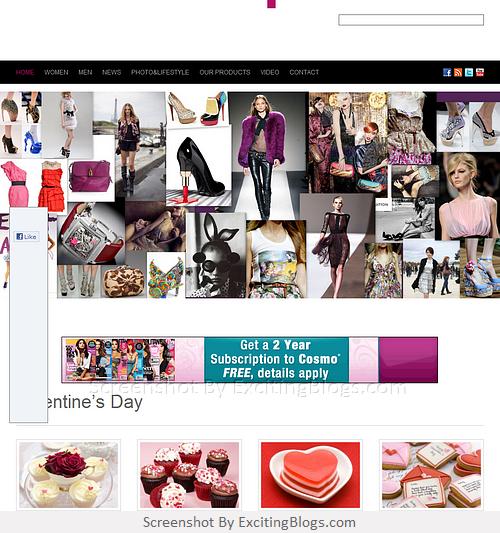 Estilo Tendances   Fashion Spring 2012 Fashion Editorials - Click to visit site:  http://1.33x.us/J6Bpyf