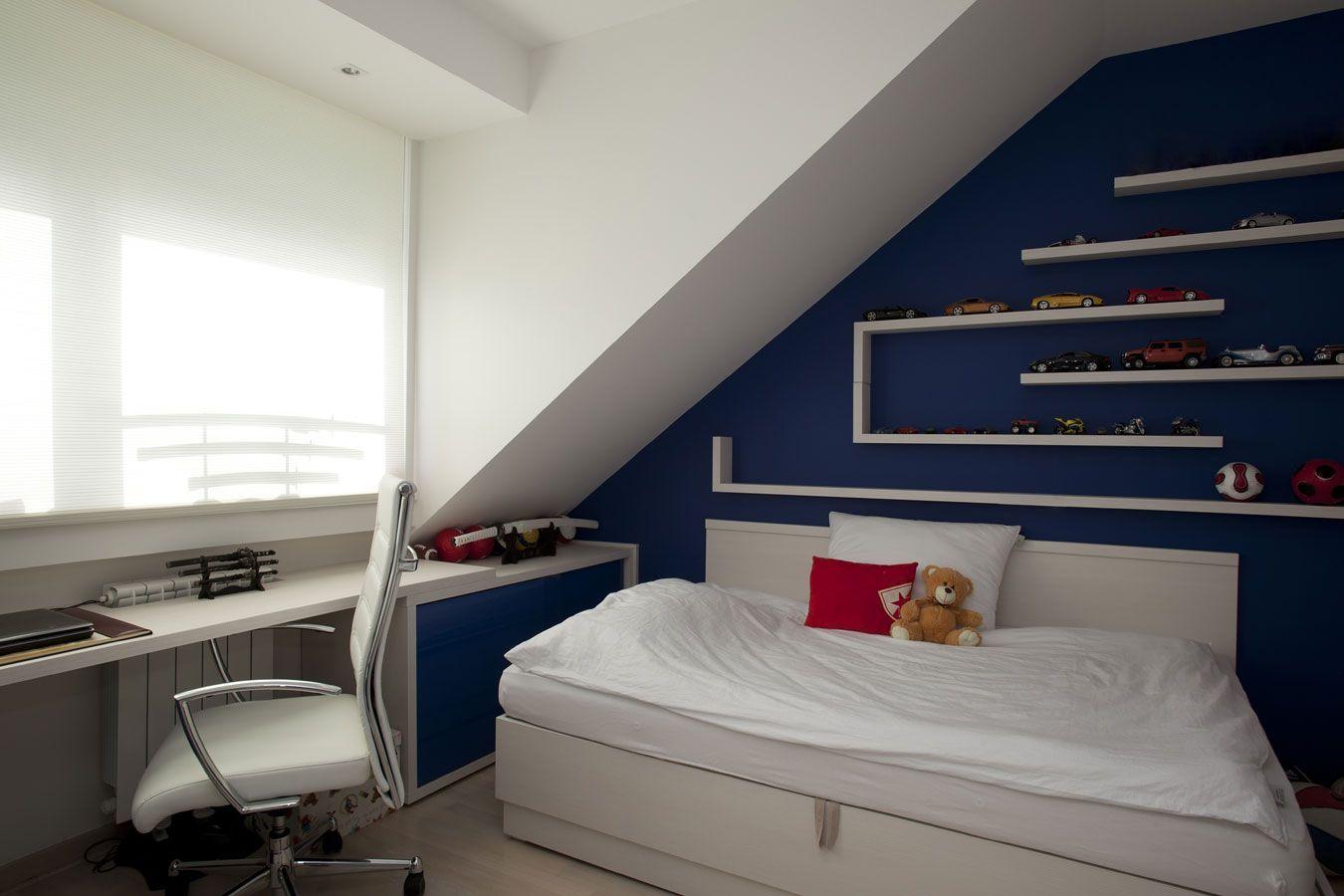 Kleine Slaapkamer Kind : Tips kleine slaapkamer kind : zolderkamer met dakkapel inrichten