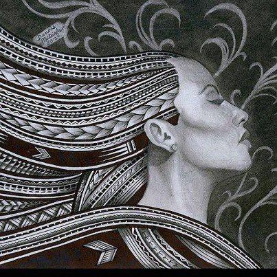 Samoan Art Polynesian Art Maori Art Hawaiian Art
