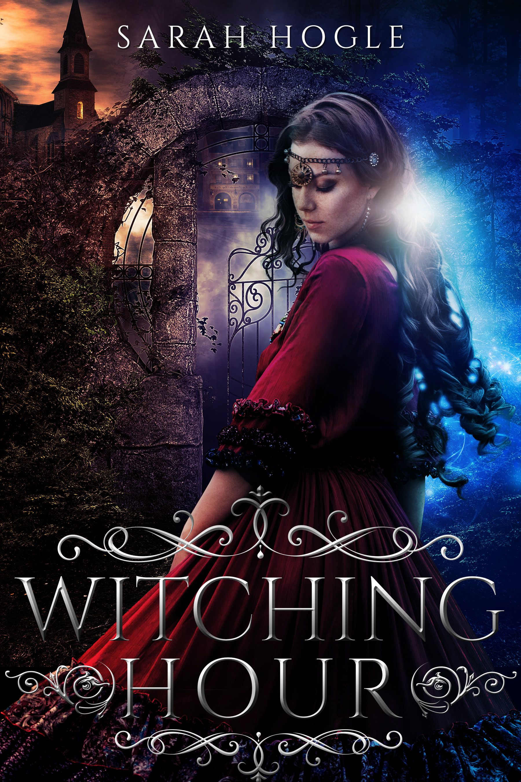 Urban Fantasy Book Cover : Paranormal urban fantasy book cover design deranged