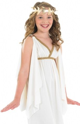 Girl s Roman Cleopatra Costume 2967  girls roman costume girls Roman fancy dress  sc 1 st  Pinterest & Girlu0027s Roman Cleopatra Costume (2967) | Roman Cleopatra and ...