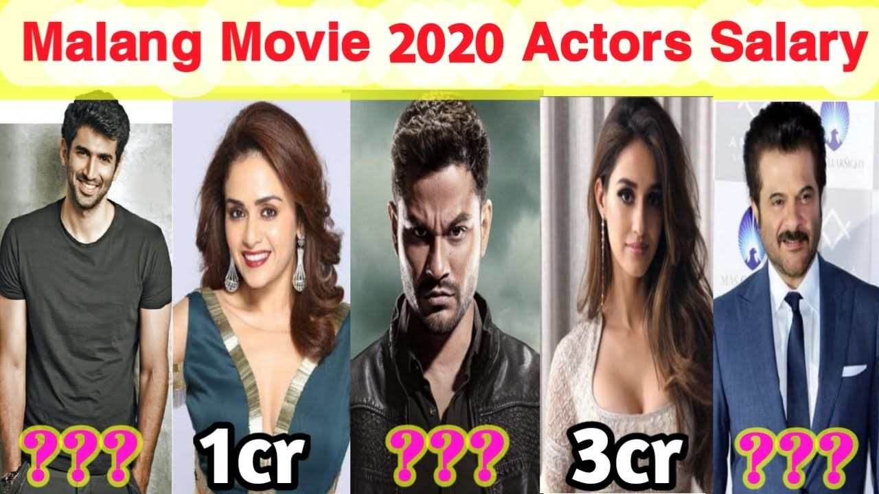 Malang Movie 2020 Actor S Salary Will Shocked You Aditya Roy Kapur A New Hindi Movie Actors Hindi Movies