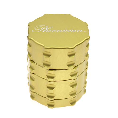 phoenician grinder medium. this medium herb grinder sifter - phoenician engineering stunning aluminium from is manufactured to the highest