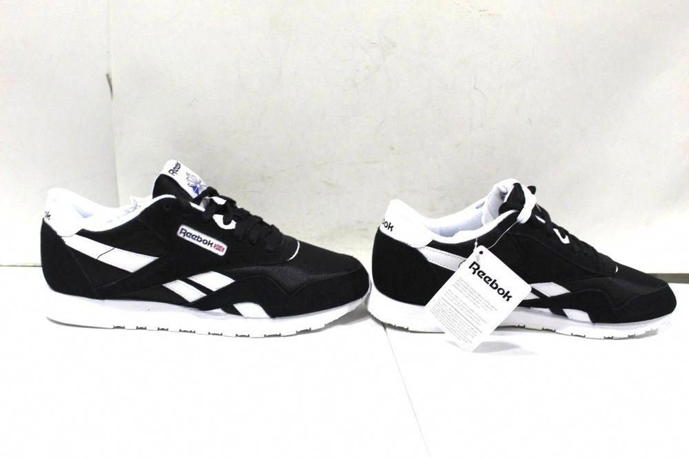 s-997 Reebok Womens Classic Nylon in Black   White Size 10 US  fashion   clothing  shoes  accessories  womensshoes  athleticshoes (ebay link)   ... 711014a5d