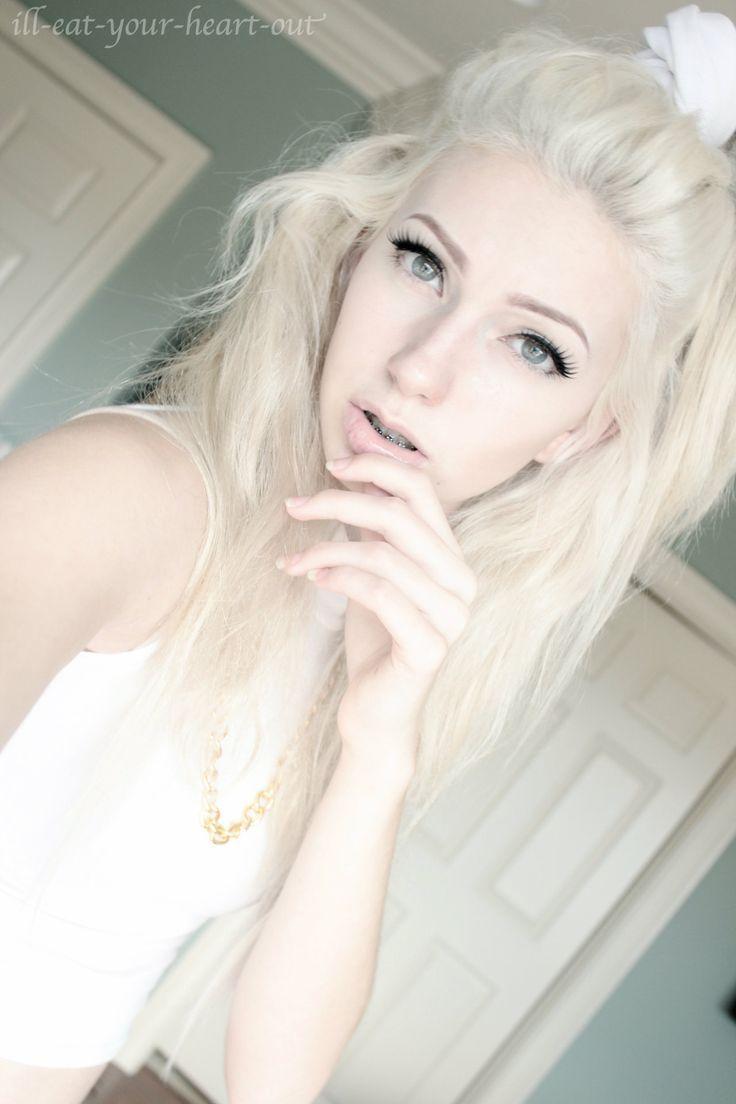 pretty platinum blonde hair - Bing Images: White Blondes ...