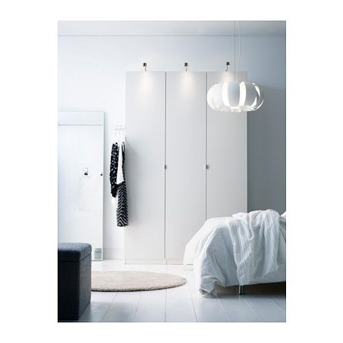 pax kleiderschrank 150x60x236 cm scharnier sanft schlie end ikea 4walls pinterest. Black Bedroom Furniture Sets. Home Design Ideas