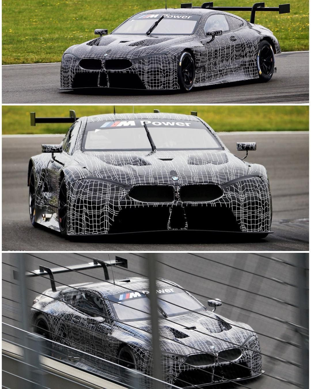 Bmw M8: 2018 BMW M8 GTE PRO ⚡️ #24heuresdumans #lemans24h