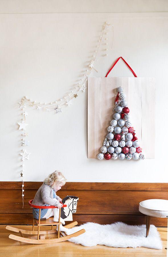 diy ornament tree christmas inspiration pinterest ornament